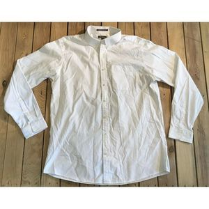 Eddie Bauer Long Sleeve button up Relaxed shirt